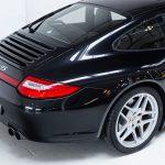 Porsche 911 Carrera 4S zwart-4566