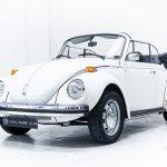 Volkswagen Kever cabrio wit--2