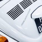 Volkswagen Kever cabrio wit-4589