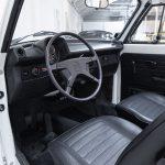 Volkswagen Kever cabrio wit-4603