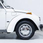 Volkswagen Kever cabrio wit-4624
