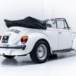 Volkswagen Kever cabrio wit-4642