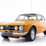 Alfa Romeo 1750 oranje-