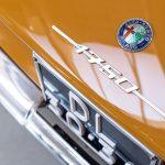 Alfa Romeo 1750 oranje-4314