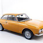Alfa Romeo 1750 oranje-4320
