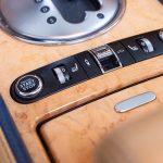 Bentley Continental cabrio blauw-4103