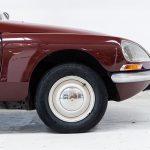 Citroen DS rood-1104