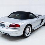 Dodge Viper zilver-0826