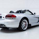 Dodge Viper zilver-0836