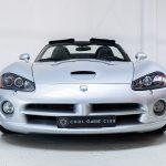 Dodge Viper zilver-0883