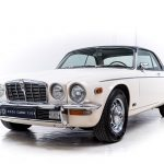 Jaguar XJ 12C wit-