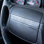 Porsche 911 Turbo zilver-4183