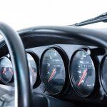 Porsche 911 Turbo zilver-4185
