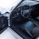 Porsche 911 Turbo zilver-4191
