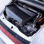 Porsche 911 Turbo zilver-4197