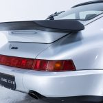 Porsche 911 Turbo zilver-4202