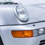 Porsche 911 Turbo zilver-4206