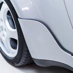 Porsche 911 Turbo zilver-4209