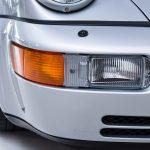 Porsche 911 Turbo zilver-4212
