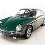 Porsche 911S groen-3275