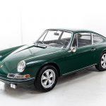 Porsche 911S groen-3276