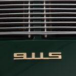 Porsche 911S groen-3289