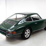 Porsche 911S groen-3309