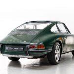Porsche 911S groen-3310