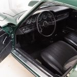 Porsche 911S groen-3323