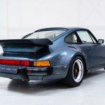 Porsche 930 Turbo blauw-0974