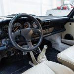 Porsche 930 Turbo blauw-0987