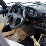 Porsche 930 Turbo blauw-1009