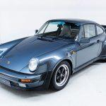 Porsche 930 Turbo blauw-1037