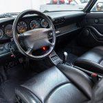 Porsche 993 Turbo zilver-0901