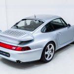 Porsche 993 Turbo zilver-0934