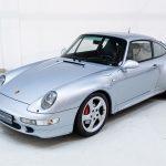 Porsche 993 Turbo zilver-0962