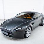 Aston Martin V8 Vantage grijs-5942