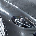 Aston Martin V8 Vantage grijs-5976