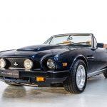 Aston Martin Volante blauw-