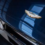Aston Martin Volante blauw-8741