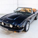 Aston Martin Volante blauw-8749