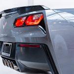 Corvette C7 cabrio grijs-8656