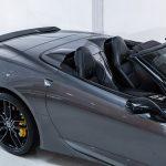 Corvette C7 cabrio grijs-8685