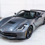 Corvette C7 cabrio grijs-8689
