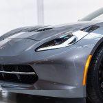 Corvette C7 cabrio grijs-8690