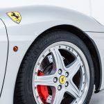 Ferrari 360 Spider zilver-8403