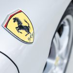 Ferrari 360 Spider zilver-8404
