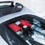 Ferrari 360 Spider zilver-8407