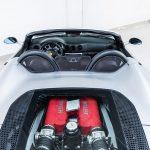 Ferrari 360 Spider zilver-8411
