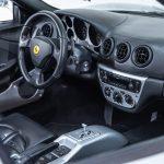 Ferrari 360 Spider zilver-8419